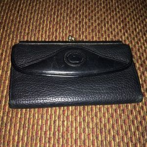 DOONEY & BOURKE  Leather AWL Vintage Orgz Wallet